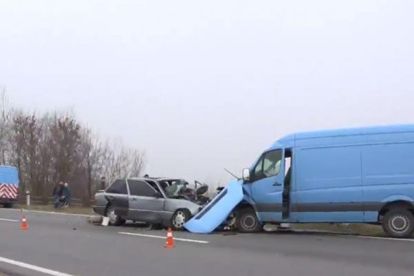 ДТП із загиблими на трасі Тернопіль - Рівне (Наживо)