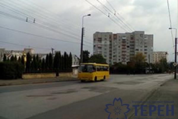 У Тернополі збудують автовокзал на Підволочиському шосе і вдосконалять мережу парковок