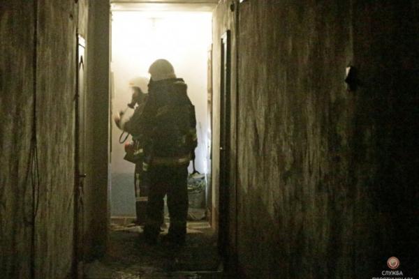 На Тернопільщині знайшли тіло чоловіка на місці пожежі