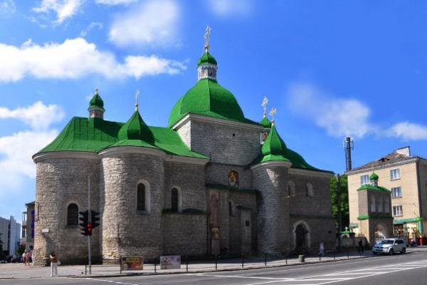 У Тернополі відреставрують Церкву Різдва Христового