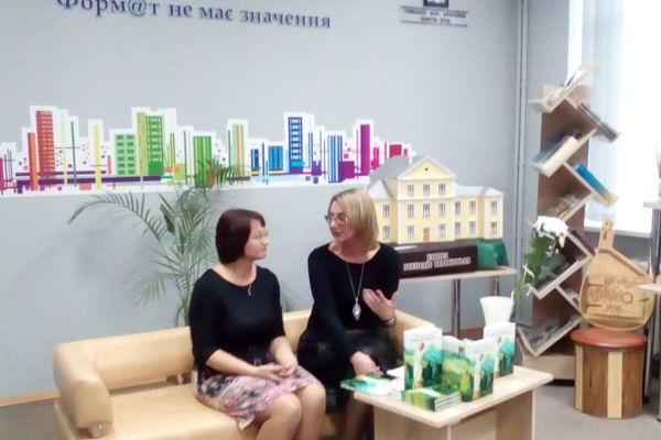 «Серце на долоні»: тернополянка Мирослава Стульківська презентувала свою першу збірку поезії