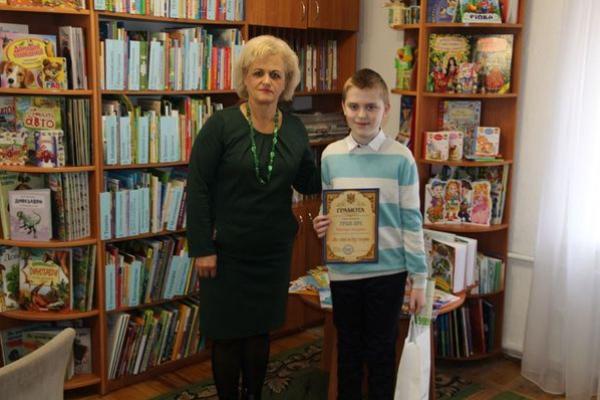 У Міжрегіональному конкурсі дитячої листівки переміг юний тернополянин