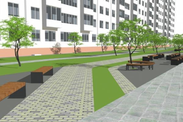 «Сквер міст-побратимів»: тернополяни обговорюють новий проєкт