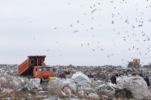 На Тернопілььщині встановлюють сміттєсортувальну лінію