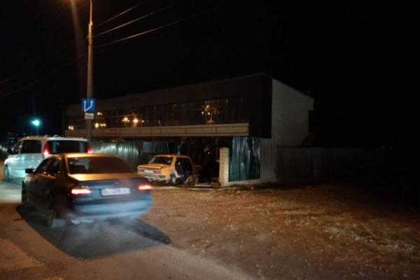 У Тернополі в ДТП зіштовхнулись чотири автомобілі (Фото)