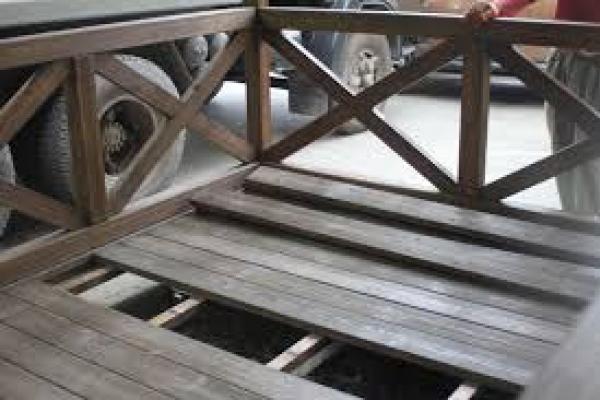 У Тернополі примусово демонтують 5 літніх майданчиків
