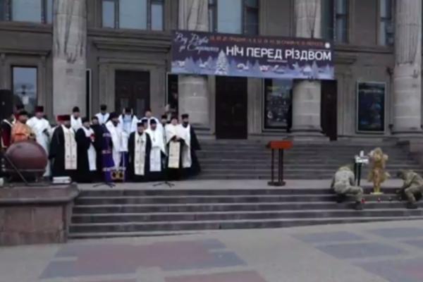 У Тернополі вшановують пам'ять жертв голодомору (Наживо)
