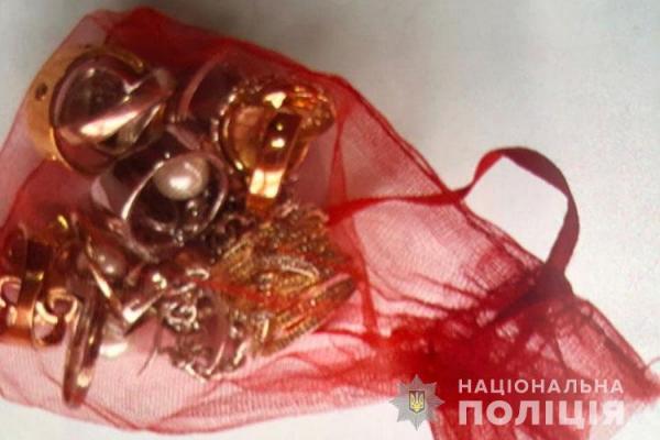 На Прикарпатті затримали тернопільських  крадіїв