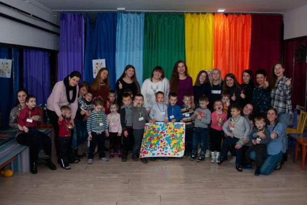 У Тернополі успішно стартував інклюзивний проект «Сонце для всіх»