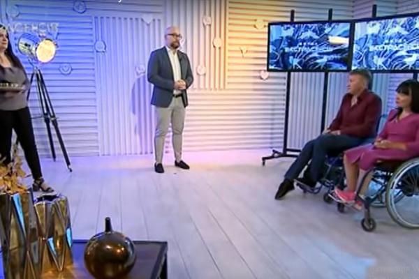 Подружжя особливих тернополян взяло участь у телешоу