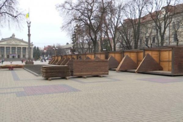 Найбільший в Україні атракціон незабаром запрацює у Тернополі