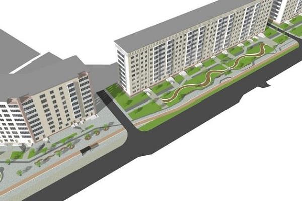 Новий громадський простір: Тернополяни обговорюють вигляд майбутнього скверу на вулиці 15 Квітня-Київська
