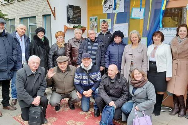 Дзвинячанська школа носитиме горде ім'я незборимого Івана Гнатюка