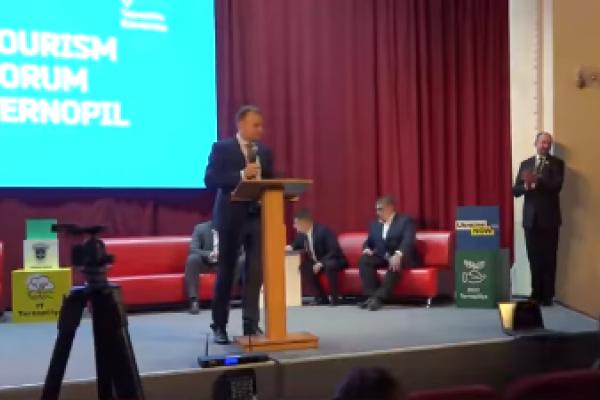 Легко заробити на туризмі: у Тернополі триває другий туристичний форум «Від ініціатив до дій»