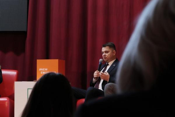 Віктор Овчарук взяв участь у туристичному форумі, що відбувся на Теpнопільщині