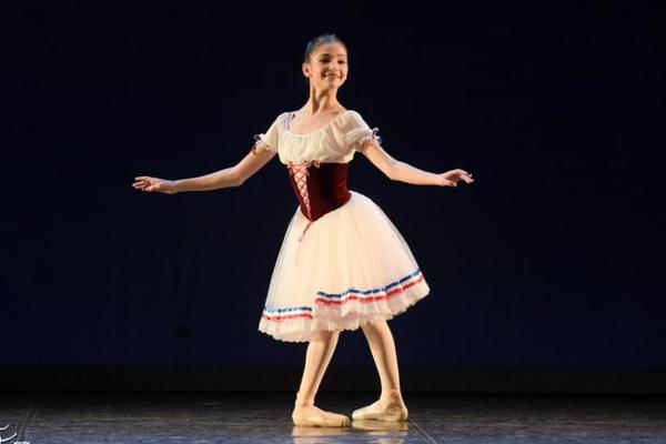 Племінниця відомого кременчанина - фіналістка престижного фестивалю з балету
