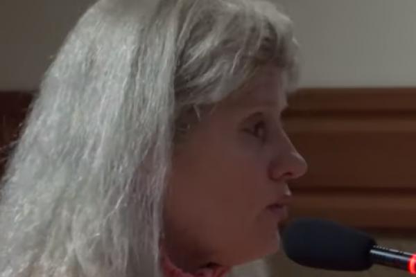 Суд над Горбатюком: матір Тетяни Підвашецької була в шоці, коли побачила тіло вбитої доньки (Відео)