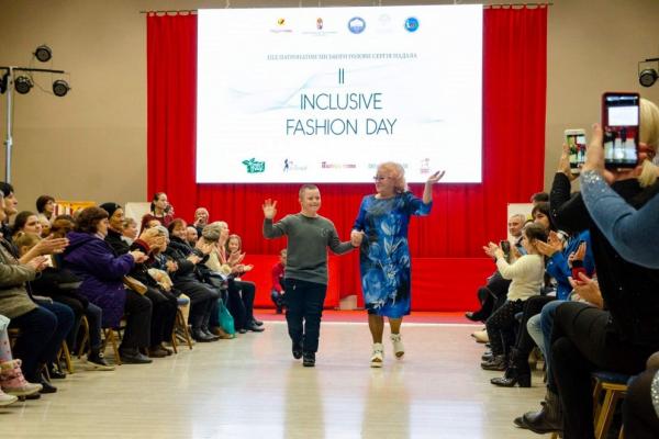 «Відчути себе моделлю» у Тернополі відбувся ІІ інклюзивний показ мод