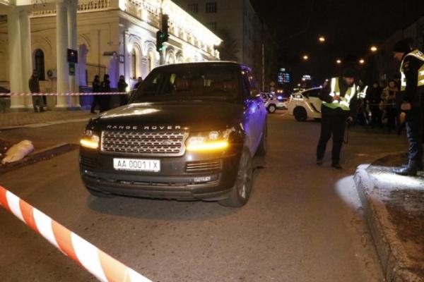 Депутат Соболєв розповів деталі стрілянини у Києві, в якій загинув його 3-річний син