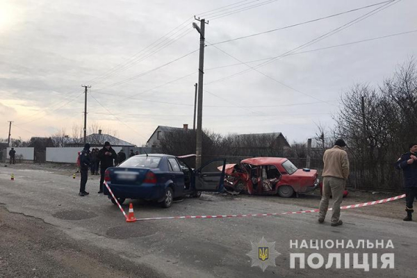 «Війна на дорогах»: на Тернопільщині водій загинув у ДТП