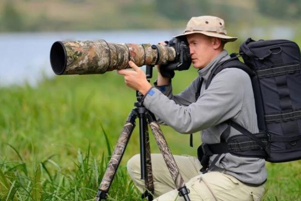 Як тернополянин з об'єктивом на гепарда полював
