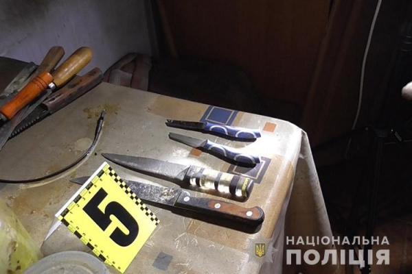 Зарізав, а тоді підпалив. Поліцейські затримали чоловіка, якого підозрюють у вбивстві кременчанина