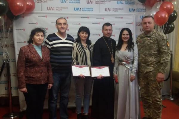 Протоієрей з Тернопільщини здобув «Волонтерську премію-2019»