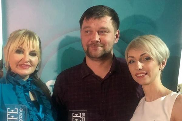 Тараса Савчука назвали «Кращим медійником 2019» за версією глянцю «City Life»
