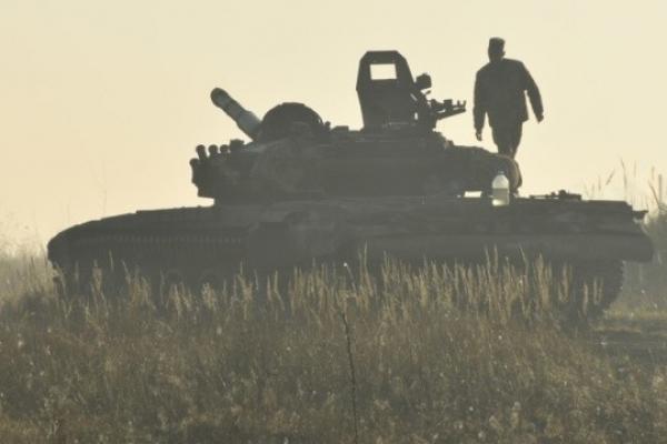 Окупанти застосували лазерну зброю на Донбасі: військовий дістав опік сітківки
