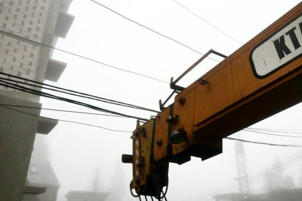На будівництві загинув житель Підволочиського району