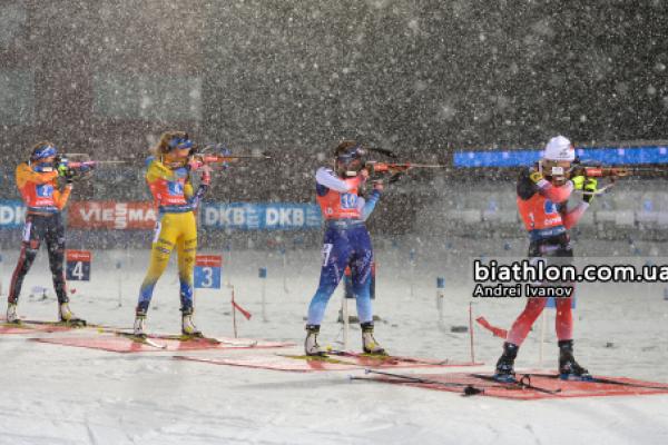 Кубок світу з біатлону: тернополянин Дмитро Підручний фінішував з новим результатом
