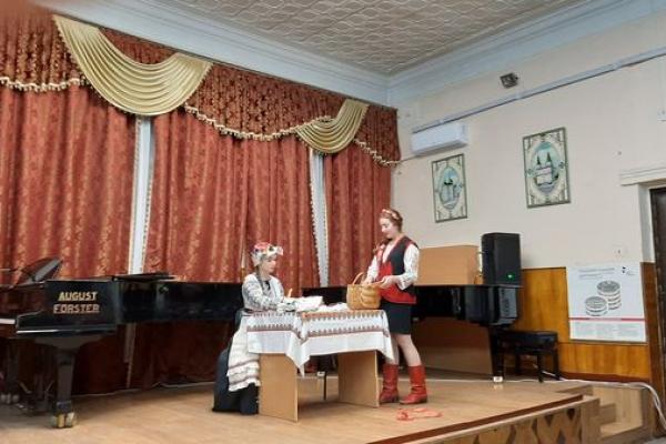 Плеяда обдарованої молоді – у традиційному вечорі авторської поезії та музики