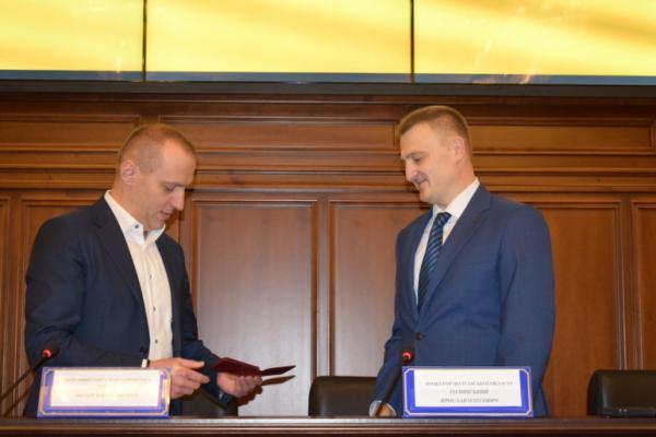 Новим прокурором Полтавської області став тернополянин