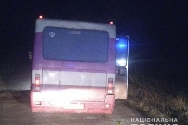 На Тернопільщині діти випали з рейсового автобуса