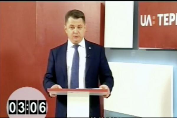 «Ми не повинні сваритися, бо робота області – перш за все», – Віктор Овчарук про співпрацю облдержадміністрації та обласної ради