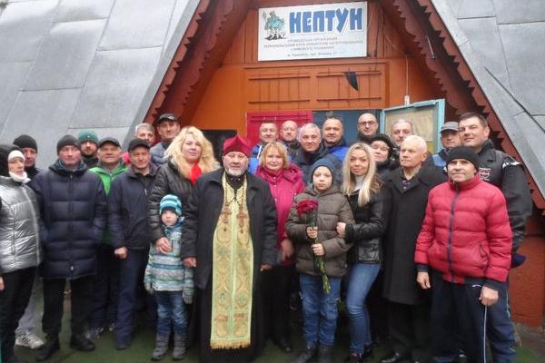 Моржі в Україні, в Фінляндії - нерпи - у Тернополі розпочався сезон зимового плавання
