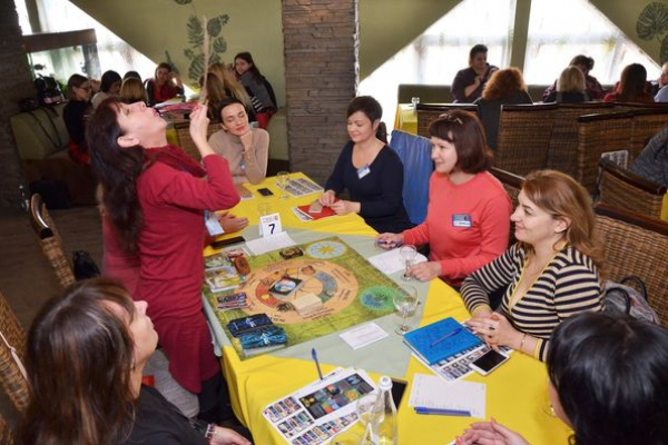 У Тернополі відбувся Всеукраїнський фестиваль психологічних ігор