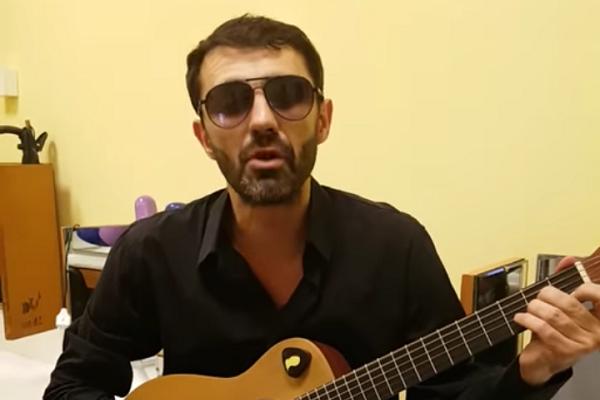 Володька з «V.I.P. Тернопіль» заспівав український шансон