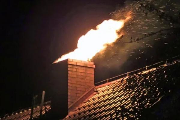 Тернопільщина: через не очищений димар виникла пожежа