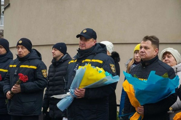 Віктор Овчарук: «Техногенна катастрофа на Чорнобильській АЕС назавжди залишиться в історії України трагічною сторінкою»