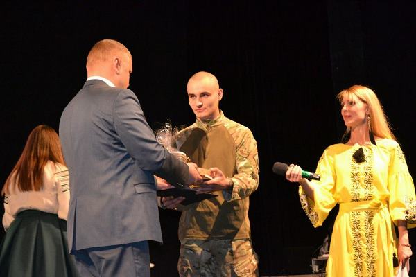 «Доброволець Тернопільщини»: відбулася друга церемонія нагородження військових