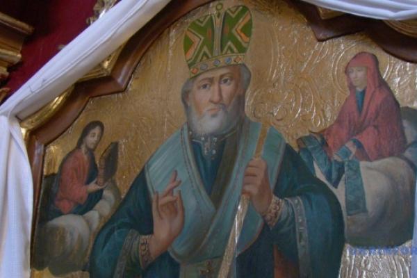 П'ять храмів Тернопілля під знаком святого Миколая