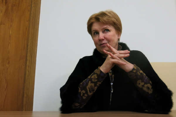 Наталія Новак: Треба щоб усі декларували все