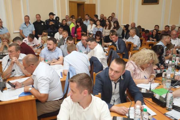 У Тернополі запрацював сервіс «контролю за депутатами»