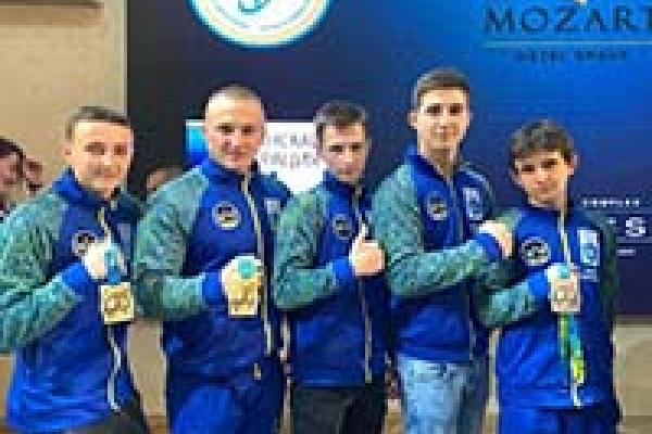 Кубок України армрестлінгу: тернопільські спортсмени здобули ще три медалі