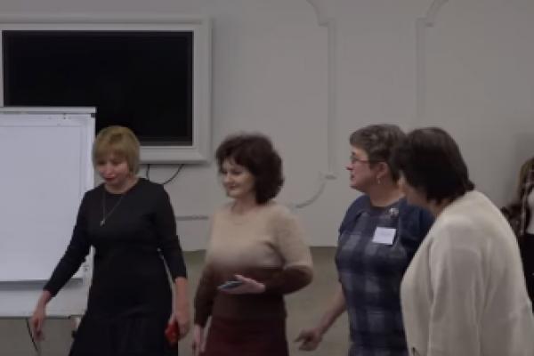 Зустріч освітян: три дні у Тернополі вчителів навчали реалізовувати соціальні проєкти