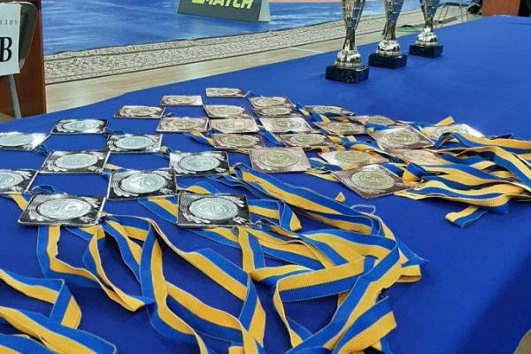 Кубок України з греко-римської боротьби: тернополянин здобув золоту медаль