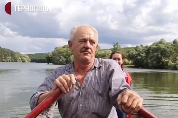 Чоловік з Тернопільщини вражає силою духу і здібностями (Відео)
