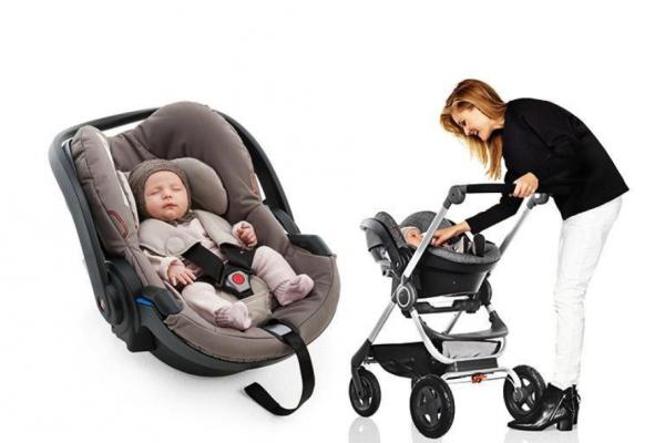 Коляски «3 в 1»: чи можна возити дітей на прогулянки в автолюльці?