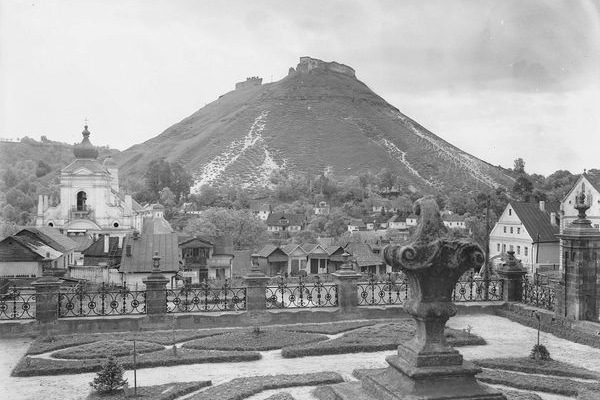 Гора Бона на фото 1930-х років